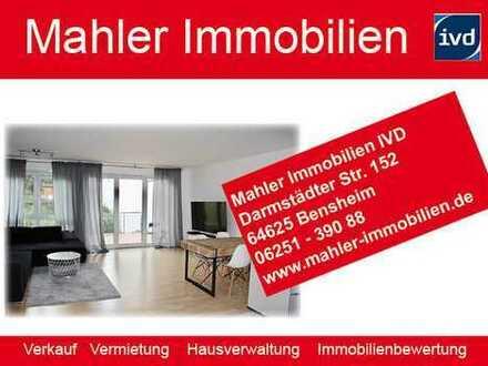 Neuwertige 3 ZKB Wohnung im Herzen von Bensheim