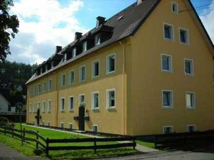 schöne, gemütliche und komplett modernisierte Dachgeschosswohnung in Bamenohl.