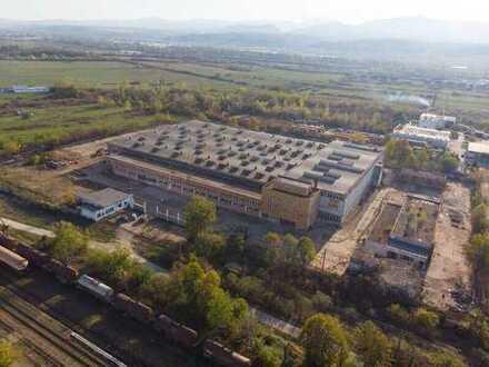 Produktionshalle in Rumänien