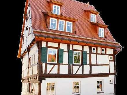 Außergewöhnliches Bürogebäude in der Sindelfinger Altstadt