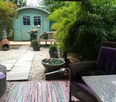 Traumhafte 2-Zimmer-Gartenwohnung