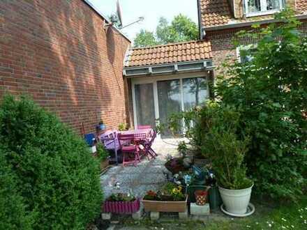 Schicke Eigentumswohnung direkt an der Harle in Altfunnixsiel (Nordseenähe)