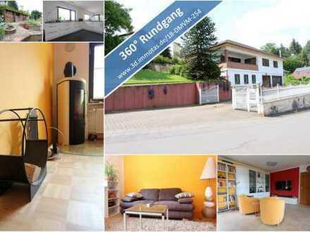 Ein Wohntraum nähe Grünstadt! - Stilvolles Wohnhaus mit Einliegerwohnung und großem Garten