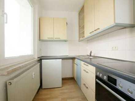 2-Raum-Wohnung in beliebter Lage mit Einbaukueche und Balkon