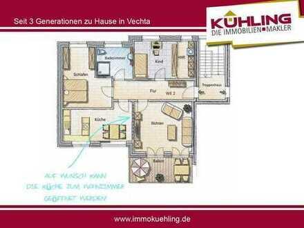 Urbanes Wohnen - Großzügige 3-Zimmer-Neubauwohnung