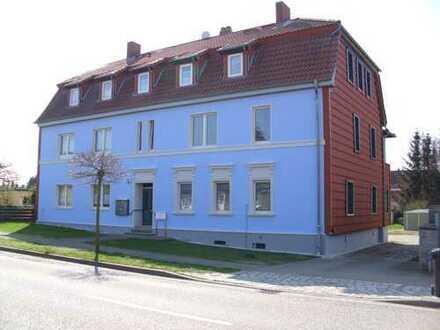 Erstbezug nach Renovierung - 3-Zimmer-Wohnung in Behnsdorf mit großem Balkon und Stellplatz