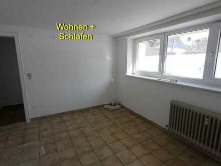 gepflegte 2-Zimmer-Wohnung mit EBK in Kirchzarten
