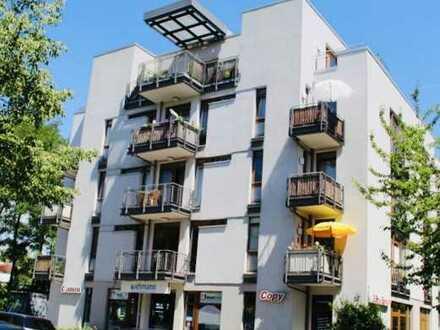 Sanierte 3-Zimmer-Penthouse-Wohnung mit 3 Terrassen in Blasewitz