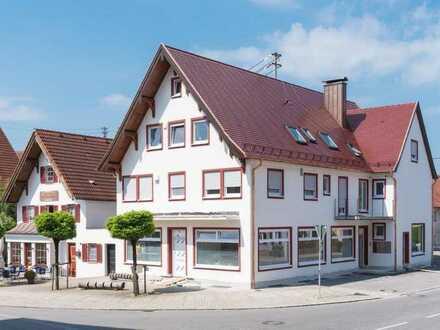 Gepflegte 3-Zimmer-Wohnung mit Balkon in Türkheim