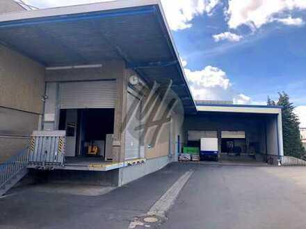€ 3,80/m² inkl. NK ✓ RAMPE ✓ NÄHE BAB ✓ Lager-/Produktionsflächen (1.000 m²) zu vermieten
