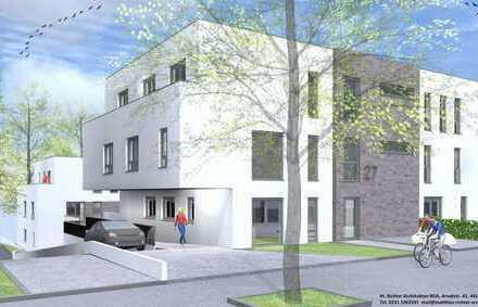 Moderne Wohnung mit Neubaukomfort