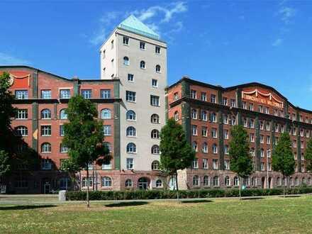 """RICH - modern ausgestattete Büroflächen in der historischen """"Walzmühle"""" - provisionsfrei"""