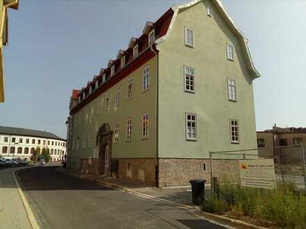 geräumige und exklusive 1 Raumwohnung im Zentrum von Meiningen