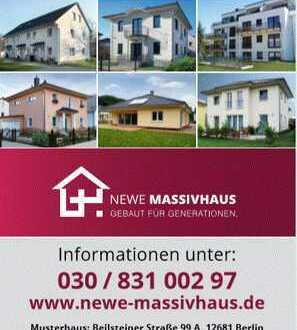 Doppelhaushälfte in Hönow in Massivbauweise wie Stadtvilla.
