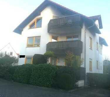 Sehr schöne und helle 3 Zi. Whg. mit gr. Balkon in Feldrandlage von Mühlheim für maximal 3 Pers.