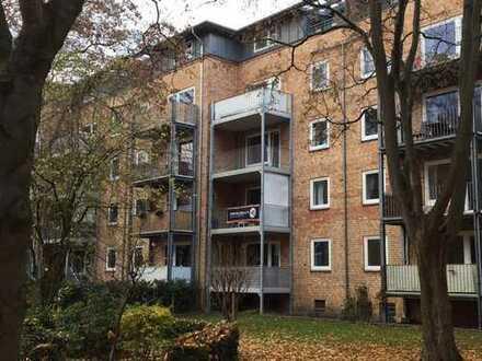 Sehr gepflegte 3 Zimmer-Whg. mit Garten in zentraler und ruhiger Lage von Uhlenhorst zu verkaufen!