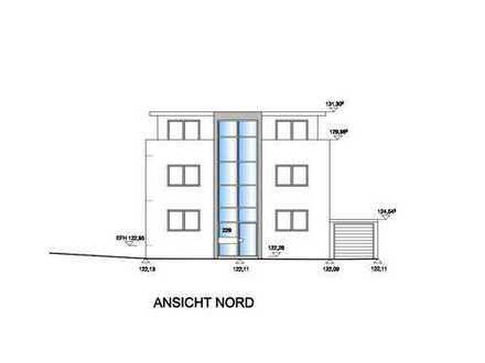 Exklusive 2,5-Zimmer-Penthouse-Wohnung mit Balkon in Dortmund Schüren