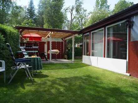 Ferienhaus nahe Badesee ganzjährig nutzbar