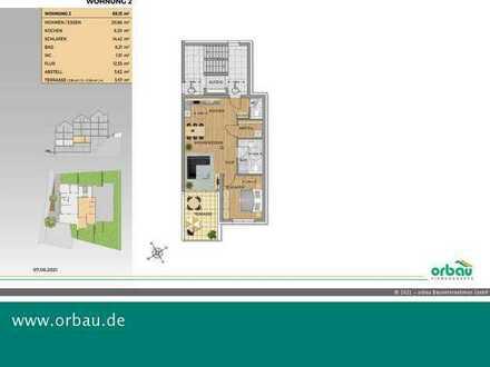Nordrach - Perfekte 2-Zimmer-Wohnung mit Terrasse und Gartenzugang