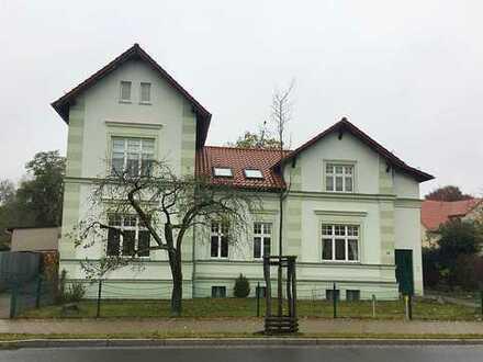 Bild_Schöne 2-Zimmer-Erdgeschoss-Wohnung mit Einbauküche und Garage in Rheinsberg