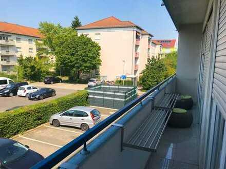 Ideale 2 Zimmer ETW in unmittelbarer Nähe zum Rhein-Neckar-Zentrum