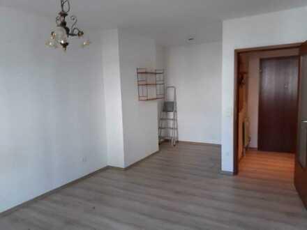 Gepflegte Wohnung mit einem Zimmer sowie Balkon und Einbauküche in Bayreuth