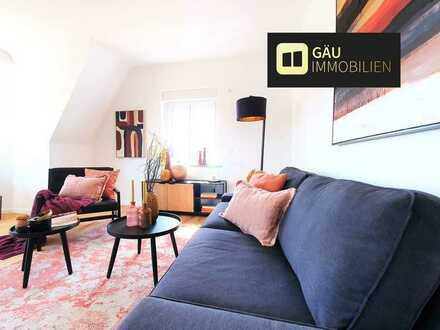 Traumhaft frisch renovierte 3-Zimmer-Wohnung zum Wohlfühlen in zentraler Lage