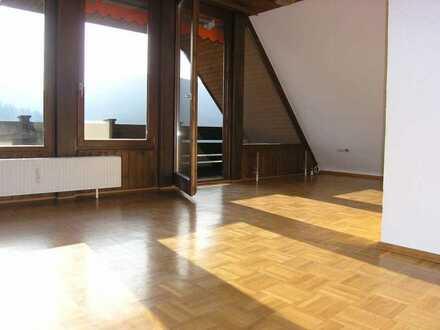 Sonnige Studio-Wohnung mit Südbalkon in Klosterreichenbach