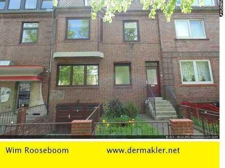 Bremen-Walle: 5 Zimmer Maisonette Wohnung mit 124 m² und Garage.
