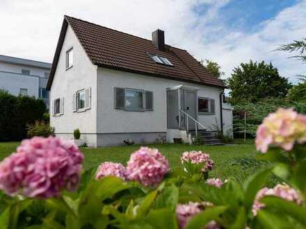 Seltenheit: absolut ruhiges schönes Einfamilienhaus in München Laim teilmöbliert