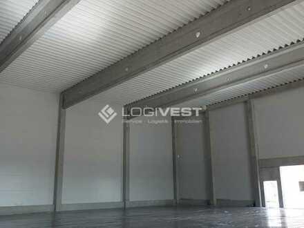 Projektierter Neubau - Gewerbehalle in Niemegk