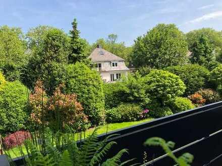 Schöne und helle Wohnung in idyllischer Lage am Stadtpark