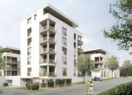 Neubau: 3-Zimmer Wohnung im Quartier Kaiserviertel