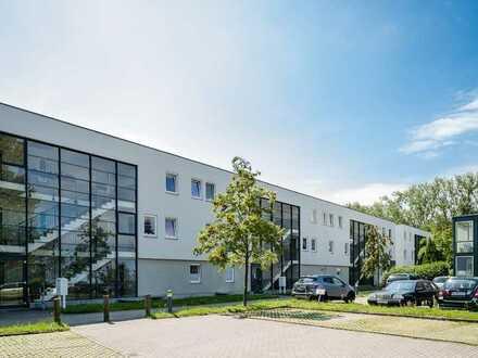 Hübsche 2-Zimmerwohnung mit Wintergarten in Karow