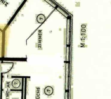 Exklusive, gepflegte 2-Zimmer-Wohnung mit EBK in Stuttgart Wangen
