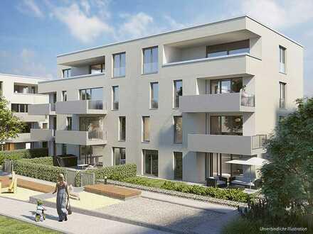 Familienfreundliche 4-Zimmer-Wohnung mit Balkon und guter Infrastruktur