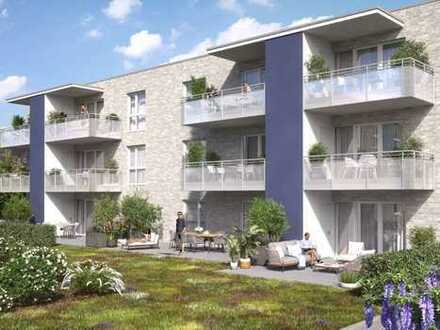 Beckum - Martinsquartier Hochwertige 3-Zimmer-Gartenwohnung in stadtnaher Lage!