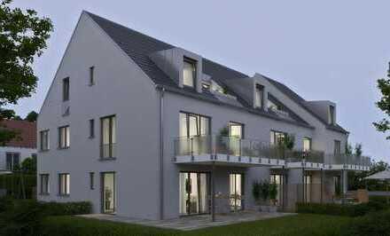 3-Zimmer-Wohnung, DG, Loggia, Lift, Haus 1 Wohnung 10