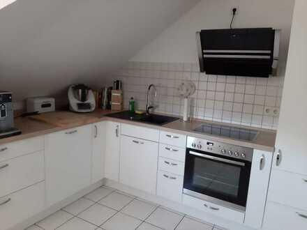 Freundliche, neuwertige 3-Zimmer-DG-Wohnung mit gehobener Innenausstattung zur Miete in Rohrbach