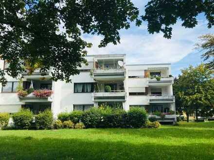 Top sanierte 3,5 Zimmerwohnung im Grünen
