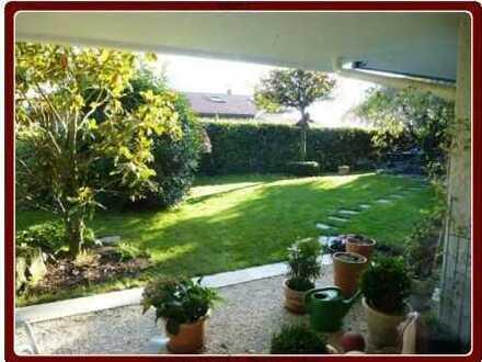 Sehr ruhige 3,5-Zimmer-Erdgeschosswohnung mit Terrasse in Flein