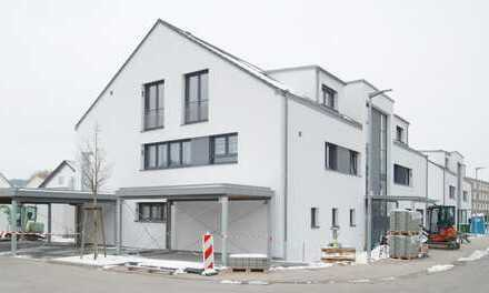 Familienfreundliche 3- Zimmerwohnung im Dachgeschoss (Wohnung 14)