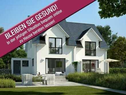 Vielseitiger Grundriss mit dem Plus an Wohnfläche! Ruhig und grün in Coswig-Kötitz