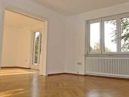 5000 - Sanierte 4-Zimmerwohnung mit großem Balkon im Vogelsang!