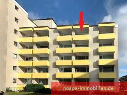 Gepflegte 2-Zimmer-City-Wohnung am Westerländer Kurzentrum!