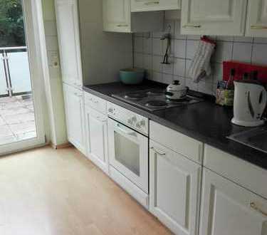 Attraktive 1-Zimmer-Wohnung in Babenhausen - mit Einbauküche + Balkon