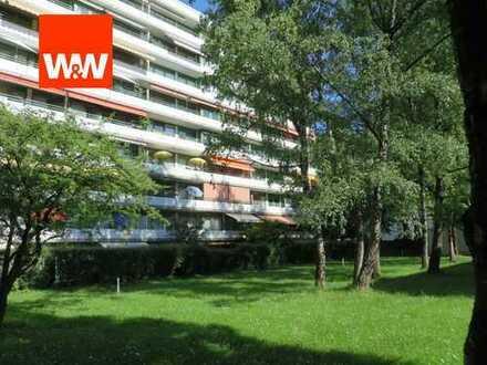 Ansprechende 4 Zimmer Wohnung mit ca. 100 m² in Toplage von Oberföhring/St. Emmeran.