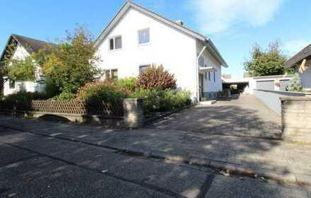 Großzügiges Wohnen - Zweifamilienhaus mit großem Grundstück