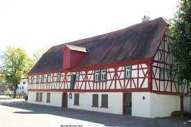### Bekanntes Restaurant sowie Personalwohnung zur Miete in historischem Anwesen in Pfungstadt ###