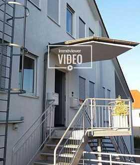 Büroeinheit mit Garage, Parkplätzen, über zwei Ebenen mit Balkon, Bad und sep. WC